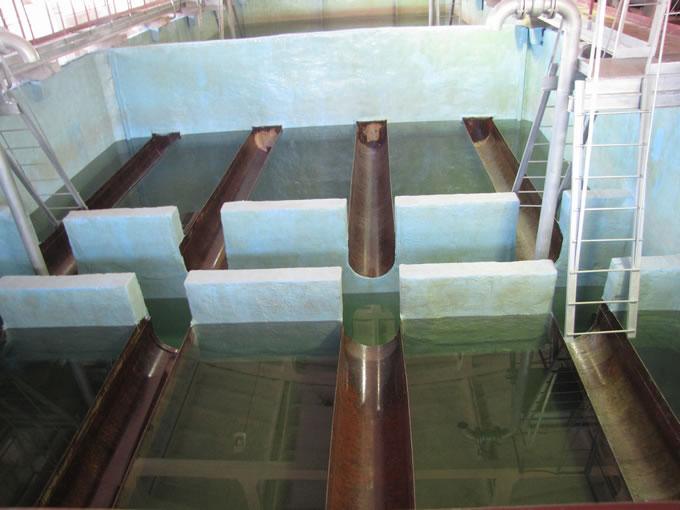 Cдача вэксплуатацию новых фильтров второй очереди водозабора «Гремячий лог»