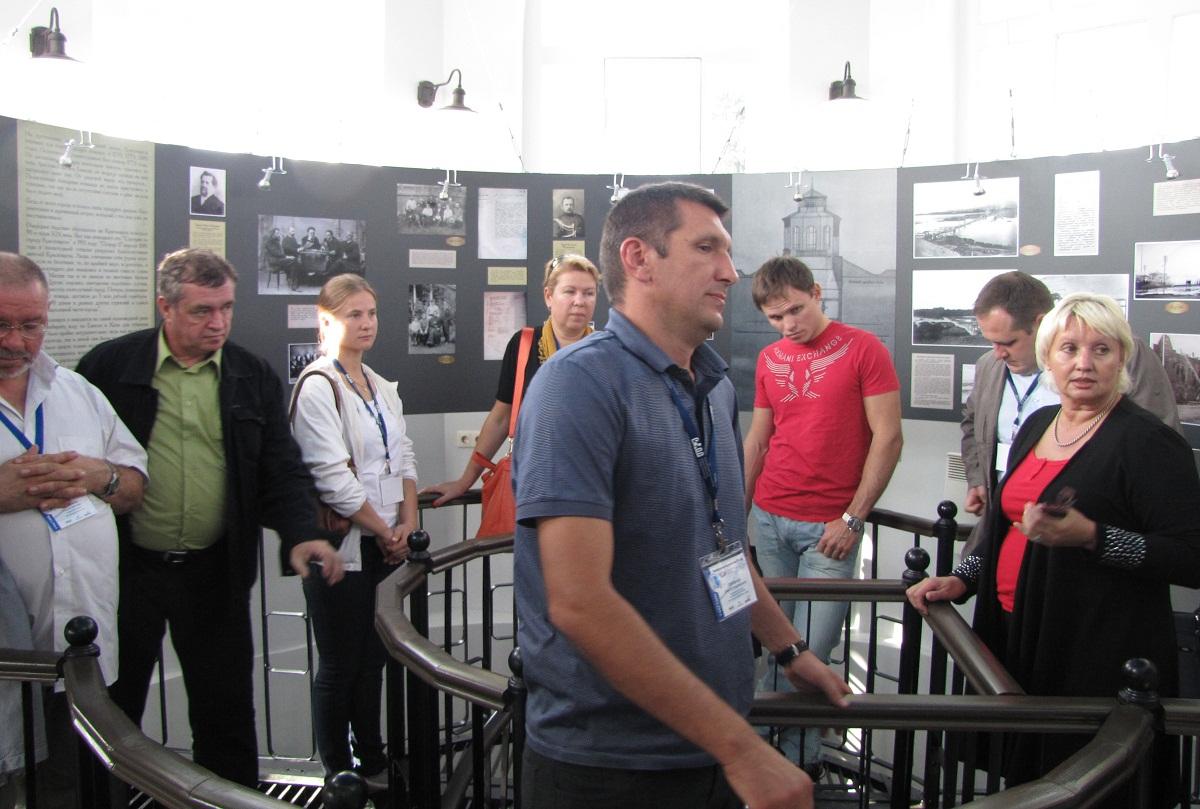 Башни первого водозабора г. Красноярска к юбилею водопровода стали музеем