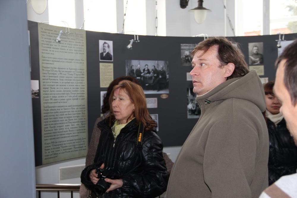 Музей  красноярского водопровода